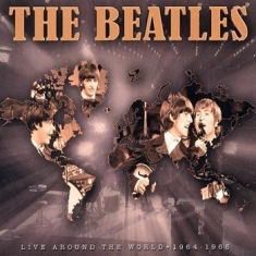 The beatles - Live Around The World 1964-1965 4Cd