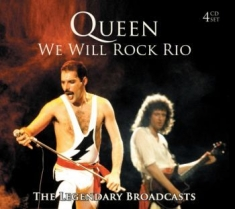 Queen - We Will Rock Rio