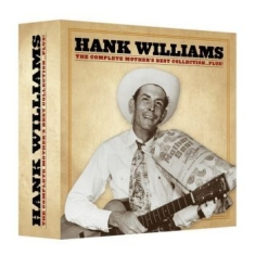 Williams Hank - The Complete Mother's Best 15Cd+Dvd