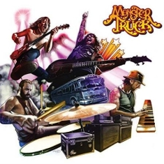 Monster Truck - True Rockers (Vinyl)