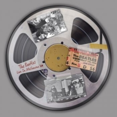 The beatles - Live In Melbourne 1964 Picture Disc