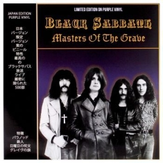 Black Sabbath - Masters Of The Grave (Purple)