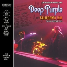 Deep Purple - California Jam 1974 (Purple)