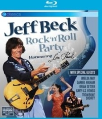 Beck Jeff - Rock N' Roll Honouring Les Paul (Br