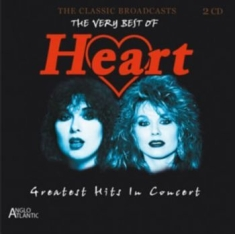 Heart - Greatest Hits In Concert