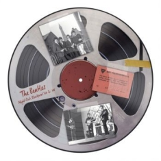 The beatles - Live In Blackpool 1964 & 65 Picdisc