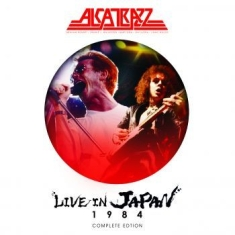 Alcatrazz - Live In Japan 1984 - The Complete E