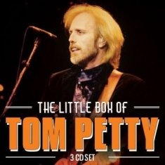Tom Petty - Little Box Of (3 Cd Box) Broasdcast