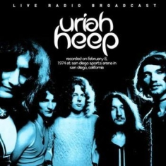 Uriah Heep - Best Of King Biscuit Flower Hour