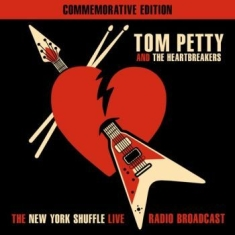 Tom Petty - The New York Shuffle Live Radio Bro