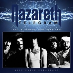 Nazareth - Best Of Telegram Live In London '85