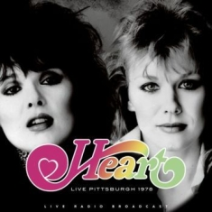 Heart - Best Of Live Pittsburg 1978