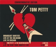 Tom Petty - Broadcast Rarities Live Coliseum