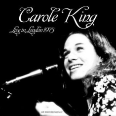 King carole - Best Of Live In London 1975