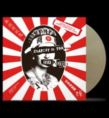 Sex Pistols - Anarchy In Paris (Gold Vinyl)