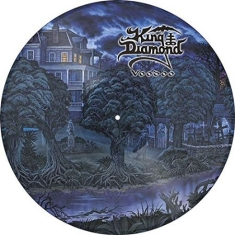 King Diamond - Voodoo ( 2 Lp Picture Vinyl)