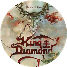 King Diamond - House Of God-Pd/Gatefold-