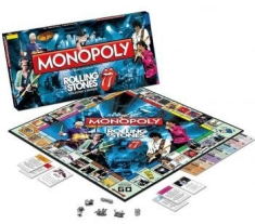 Rolling Stones - The Rolling Stones Monopoly