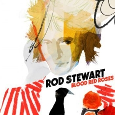 Stewart Rod - Blood Red Roses (2Lp)