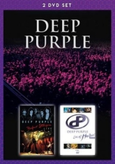 Deep Purple - Perfect Strangers Live + Live At Mo