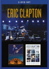 Eric Clapton - Slowhand At 70 + Planes Trains & Er
