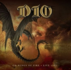 Dio - On Wings Of Fire Live 1983
