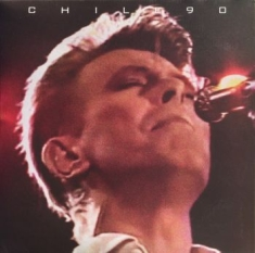 Bowie David - Chile 90 (White/Red Vein Marble Lp)