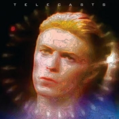 Bowie David - Telecasts (Red Vinyl)