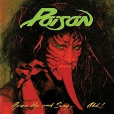Poison - Open Up And Say Ahh (180G Limited)