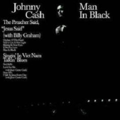 Cash Johnny - Man In Black (180G / Translucent Bl