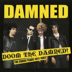 Damned - Doom The Damned! Chaos Years