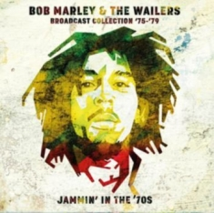 Marley Bob & The Wailers - Broadcast Collection 75-79