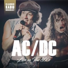 AC/DC - Live In The 80S (Fm)