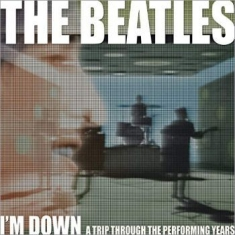 The beatles - I'm Down (Red Star Vinyl)