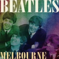 The beatles - Beatles Melbourne (Clear Blue Vinyl