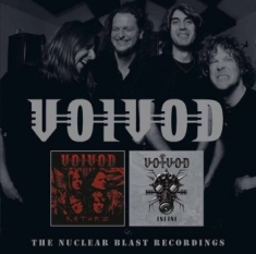 Voivod - The Nuclear Blast Recordings