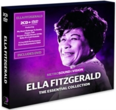 Fitzgerald Ella - The Essential Collection (3Cd)
