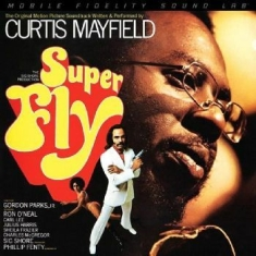 Mayfield Curtis - Superfrly (Sacd)