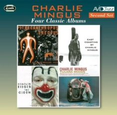 Mingus Charles - Four Classic Albums