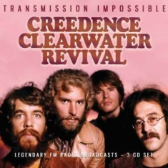 Creedence Clearwater Revival - Transmission Impossible (3Cd)