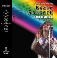 Black Sabbath - California Jam 1974