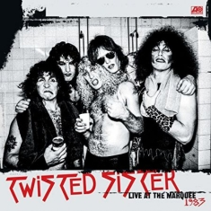 Twisted Sister - Live At The Marquee 1983 (Ltd