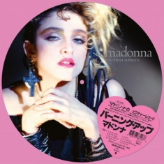 Madonna - The First Album IMPORT