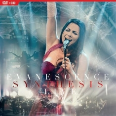 Evanescence - Synthesis Live 2018 (Dvd+Cd)