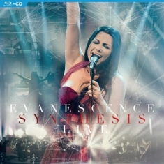Evanescence - Synthesis Live 2018 (Br+Cd)