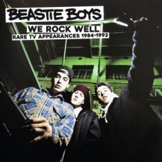 Beastie Boys - We Rock Well (1984-1992)