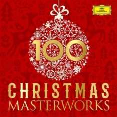 Diverse - 100 Christmas Masterworks (5Cd)