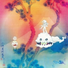 Kids See Ghosts/Kanye West/Kid Cudi - Kids See Ghosts