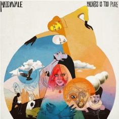MaidaVale - Madness Is Too Pure (Coloured Vinyl)