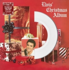 Presley Elvis - The Christmas Album (Colour Vinyl)